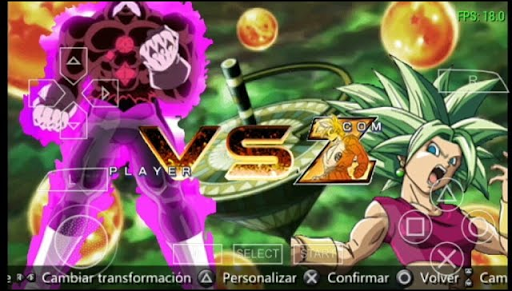 SAIUU!! NEW MOD DRAGON BALL SUPER PARA ANDROID E PC (PSP) 2018 TOPPO DEUS DA DESTRUIÇAO