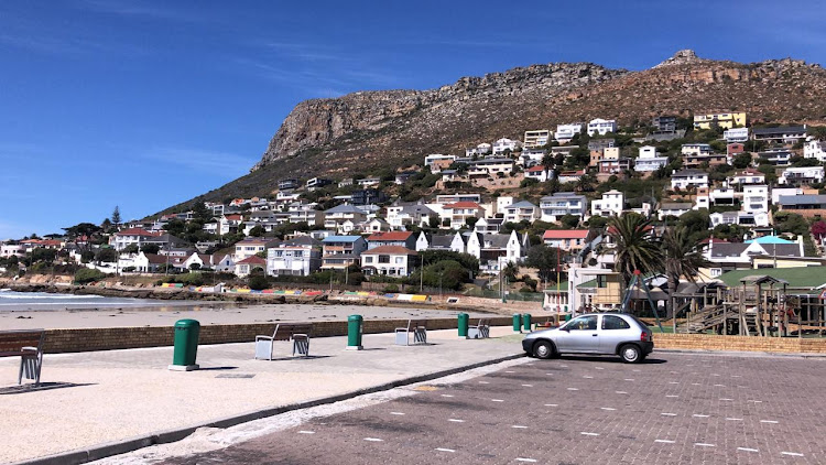 Cape Town on day 1 of the national lockdown.