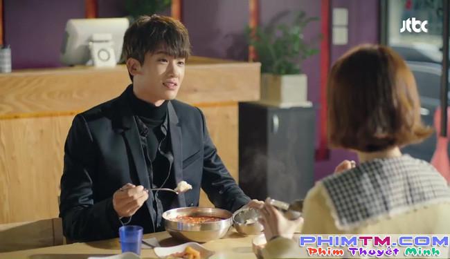 """Do Bong Soon: Thấy Ji Soo chở """"crush"""" đi làm, Park Hyung Sik ghen nổ đom đóm mắt - Ảnh 15."""