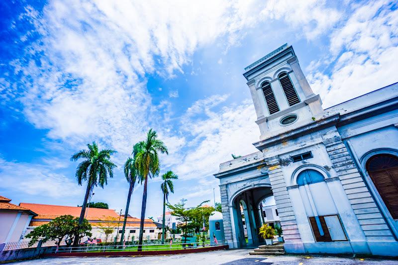 ペナン島 ジョージタウン ローマ・カトリック大聖堂1