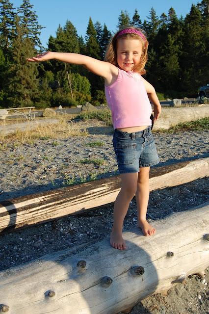 Enjoying the sunshine at Birch Bay State Park. / Credit: Sommer Cronck