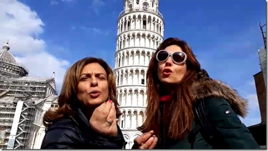Pisa - fevereiro de 2018
