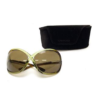 Tom Ford Whitney Oversized Sunglasses