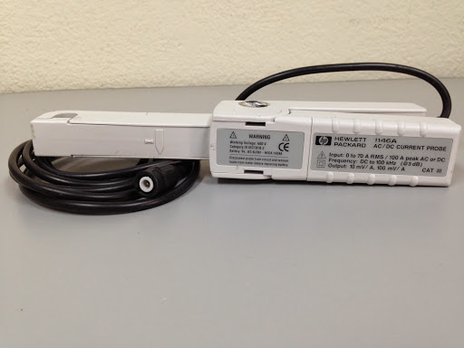 Hp Current Probe : Agilent hp keysight a khz ac dc current