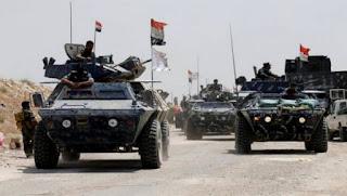 Irak/Syrie: double offensive sur Feloudja et Raqa, l'étau se resserre sur Daech