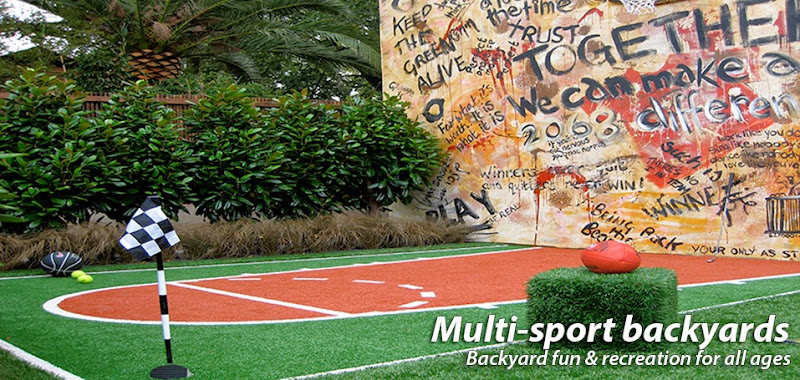 Multi Sport Backyards
