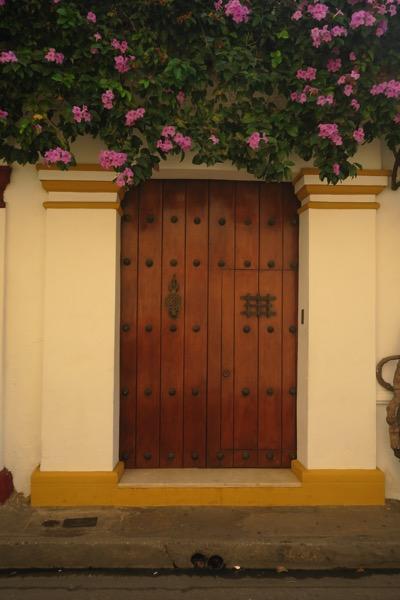 Door unknown knocker