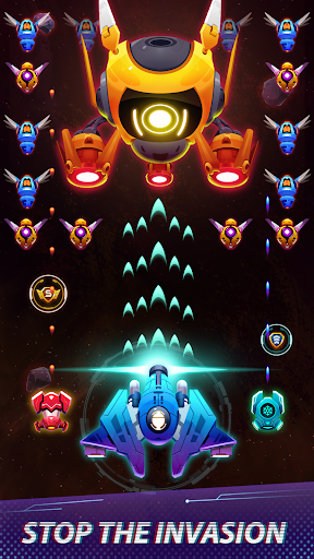 Galaxy Attack - Space Shooter 2020 1.4.02 screenshots 3