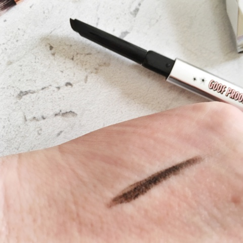 Benefit Goof Proof Brow Pencil REVIEW