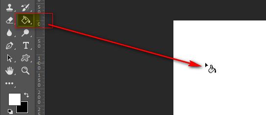 Hướng dẫn tạo hiệu ứng lún, chìm trong Photoshop