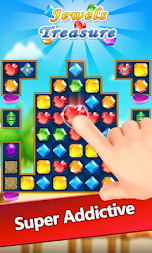 Diamond Jewel Treasure Casual APK screenshot thumbnail 1