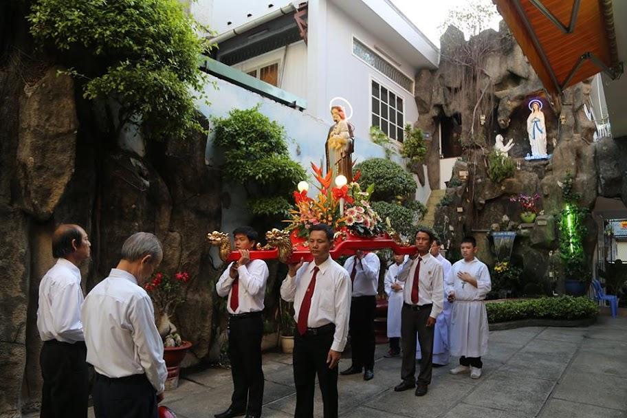 Gx.Tân Trang: Mừng bổn mạng