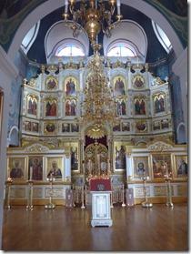 iconostase Nilolayevskaya tserkov