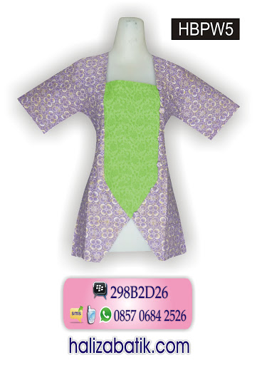 batik baju, busana batik, batik modern