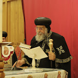His Holiness Pope Tawadros II visit to St. Mark LA - _09A9085.JPG