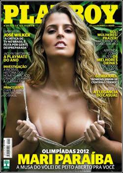KKOASOKAOKS Download   Revista Playboy : Mari Paraíba   Julho 2012   Completa