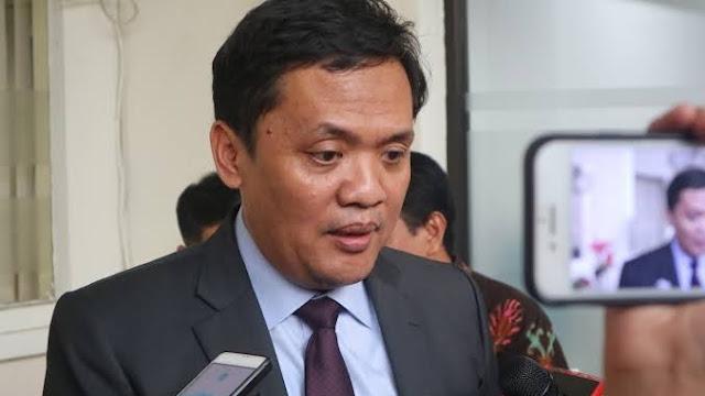Foto: Habiburokhman. Gerindra Akan Kawal Laporan terhadap Denny Siregar ke Polisi.