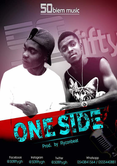 50 fifty -One Side (Produce by RyconBeatz)