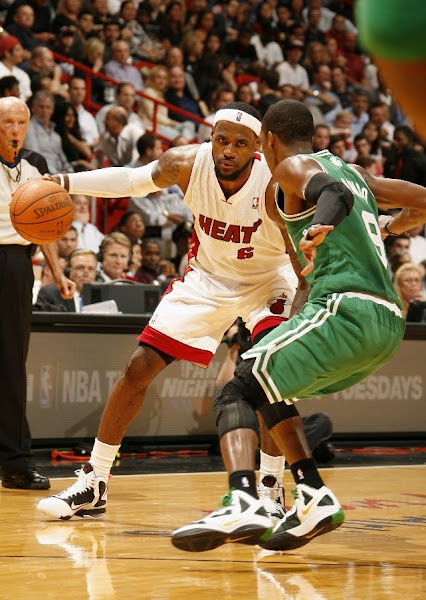 LeBron James Debuts Christmas and Freegums in First Two Games