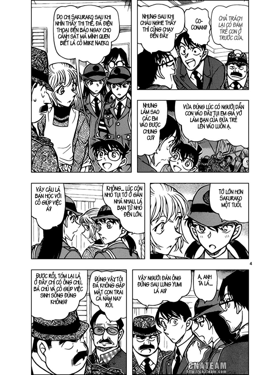 Detective Conan Chap 848 - Truyen.Chap.VN