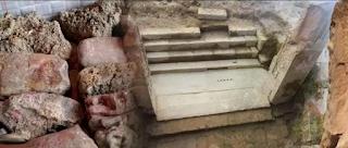 यूपी के इस गांव में मिला 1500 साल पुराना मंदिर