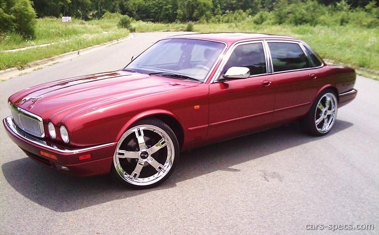 1997 jaguar xj-series vanden plas