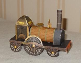 1848 train de la Reine Victoria