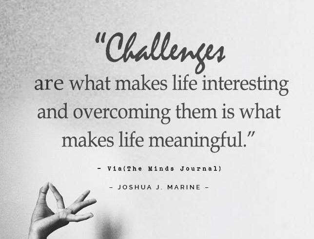 How To Overcome Any Challenge In Life