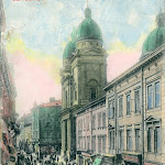 030-Lwów, ulica Krakowska 1912.jpg