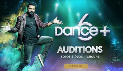 WoB Casting Dance Plus 6 Auditions 2021 Audition