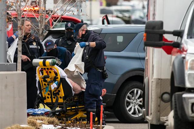 Policía identifica como Ahmad Alissa a tirador de Colorado que mató a 10 personas en supermercado