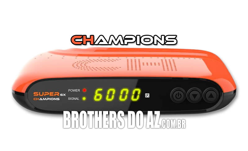 Champions Super GX