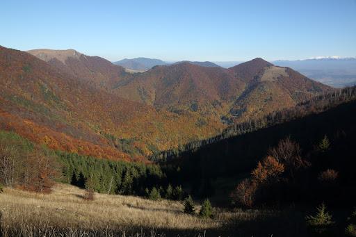 Magura a prales Šrámková