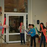 Workshop muziek op school 4de lj.