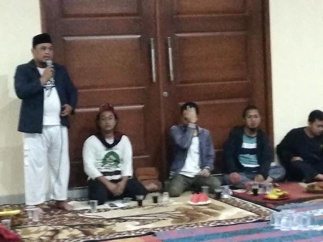 Rahmat Malik Pemerhati budaya bekasi sambut baik Kehadiran Gedung Kesenian