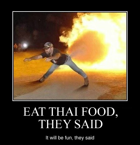 Puns About Thai Food