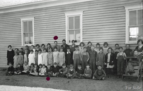 Osage School Photo 1928