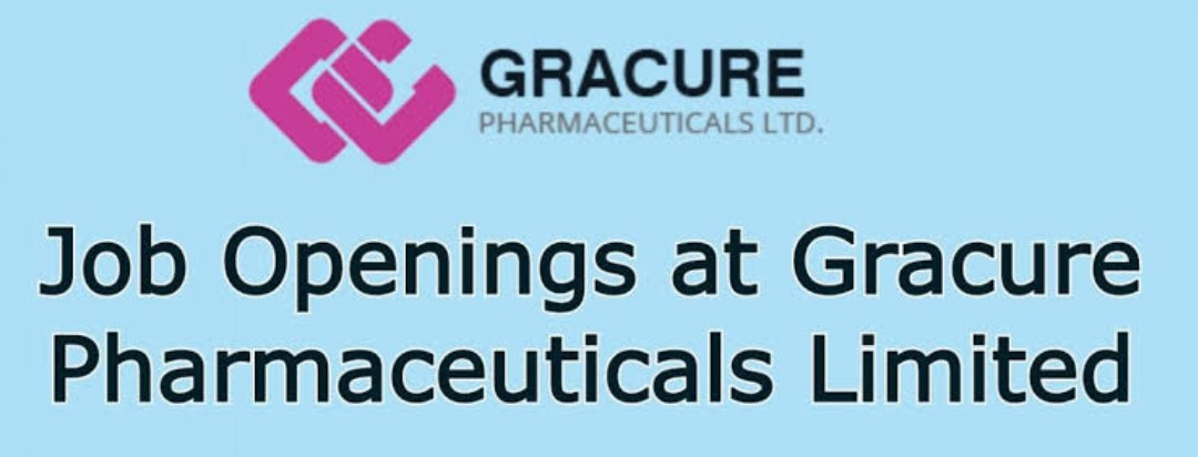 Multiple Opening For Production & Quality Control Department At Gracure Pharmaceutical