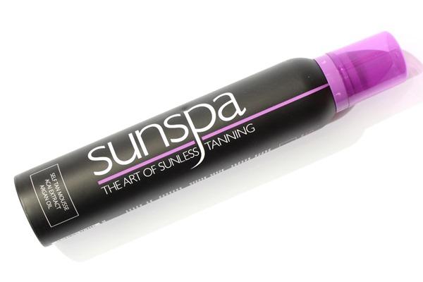 SunspaMousse