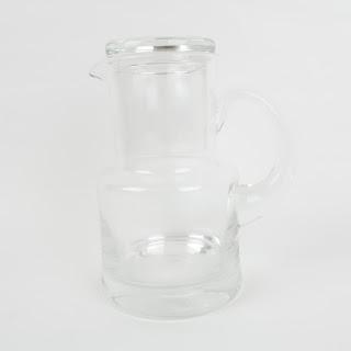 Tiffany & Co. Glass Bedside Carafe