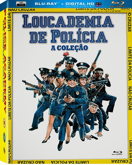 Coleçao – Loucademia de Policia (1984 – 1994) Blu-Ray 720p Download Torrent Dublado