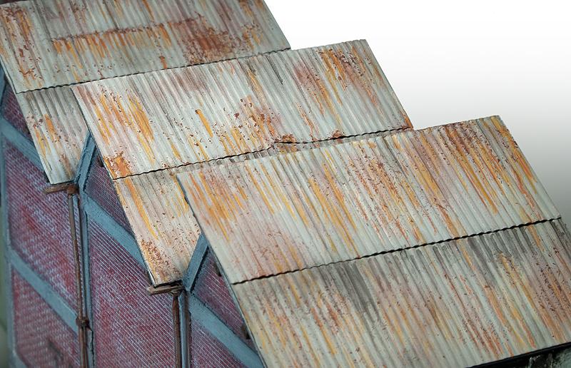 Yoryi puntocom modelismo y maquetas diorama - Tragaluces para tejados ...