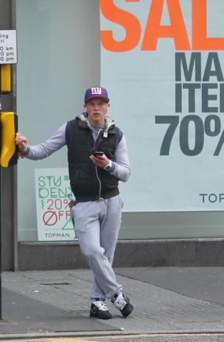 ABERDEEN STREET STYLE: Street Style - Urban Dapper