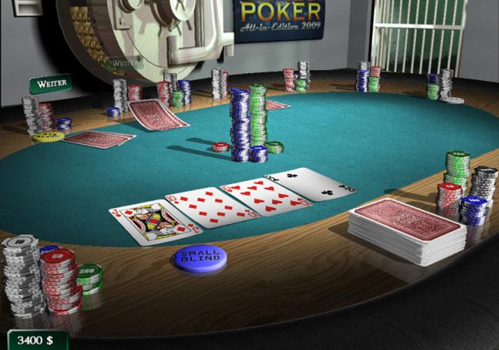 Những vị trí quan trọng trong bàn Poker – Phần 1