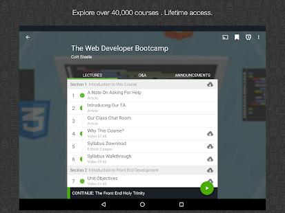 Udemy Online Courses Screenshot 7