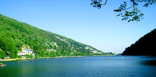 Explore the scenic beauty of Nainital. From 7 Budget friendly family destinations in India