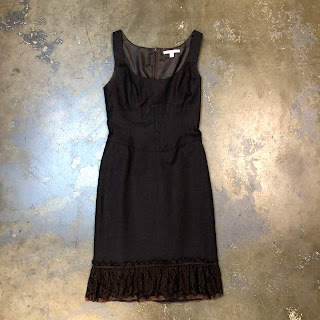 Rebecca Taylor  Wool Dress