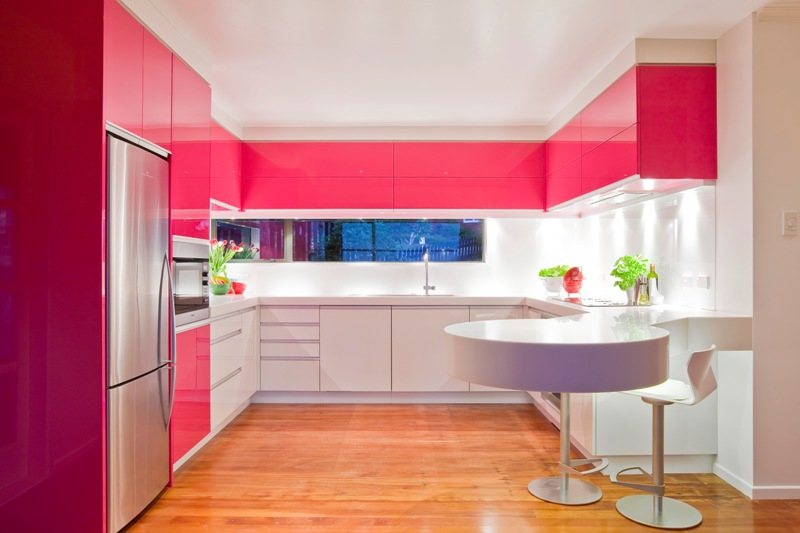 Medium image of kitchen and residential design