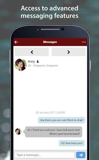 SingaporeLoveLinks - Singapore Dating App 3.1.5.2411 screenshots 4