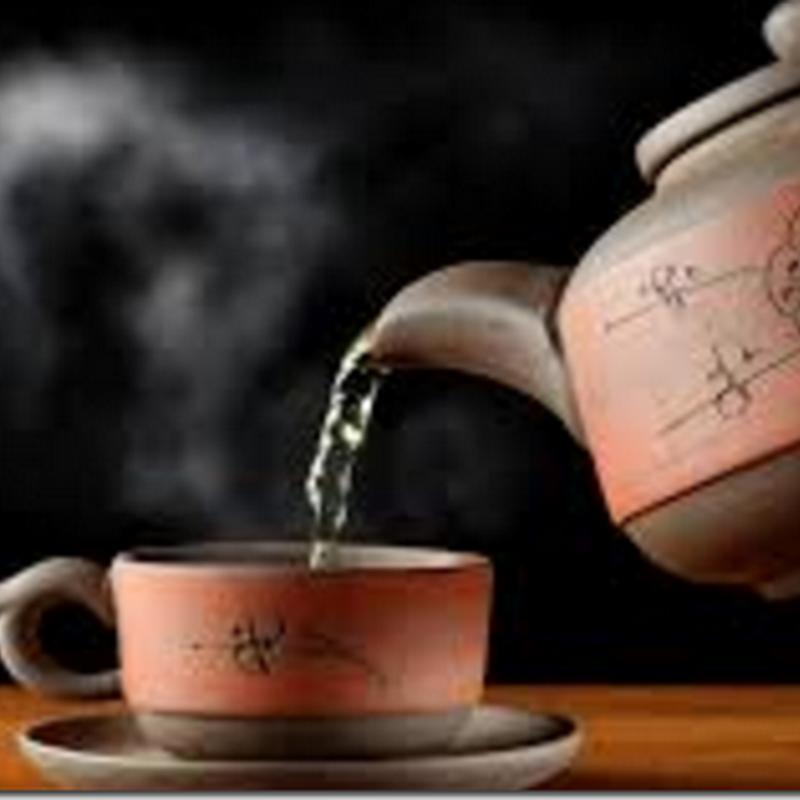 Preparar el té es una lección de vida
